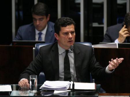 "Moro afirma que sofreu ""ataques sujos"" e ""mentiras"" por condenar os corruptos"