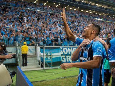 Libertadores: Grêmio vence e está a um empate do título