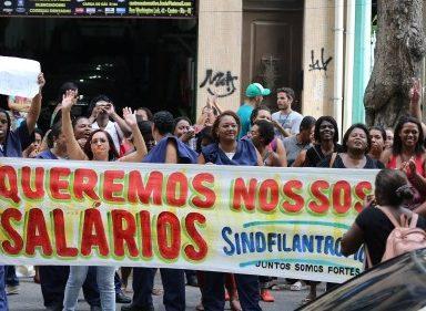 Servidores federais: governo tira do trabalhador para beneficiar bancos e latifundiários