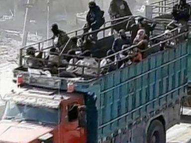BBC: às escondidas, EUA deu fuga a terroristas na Síria
