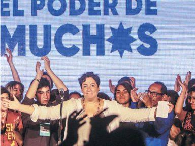 Chile: Frente Ampla decide que não apoiará candidato de  Michele Bachelet