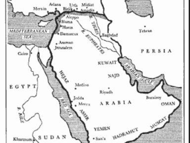 100 anos da Declaração Balfour e da traição britânica aos árabes