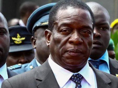 Golpista que destituiu Mugabe diz que vai compensar usurpadores de terras