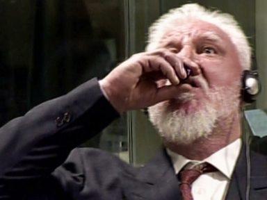 Militar croata se suicida diante de seus algozes no tribunal da Otan contra ex-Iugoslávia