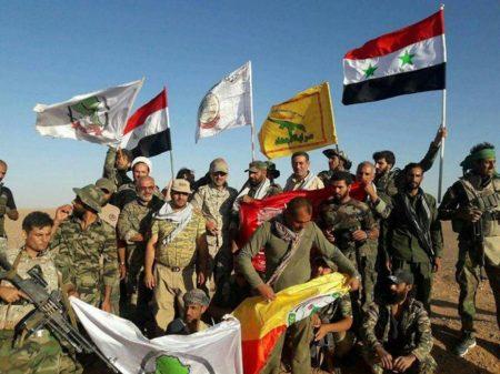Exército sírio expulsa terroristas do EI da fronteira com Iraque