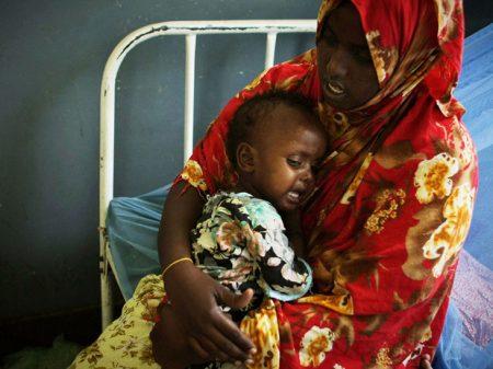 OMS: fome no mundo atinge mais 38 milhões em 2016
