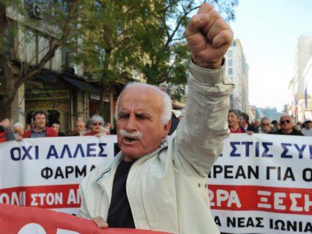"""""""BCE age como fundo abutre às custas da miséria do povo grego"""""""