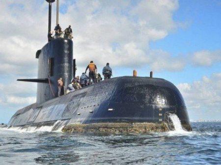 Argentina: solidariedade na busca a submarino reúne naves de diversos países
