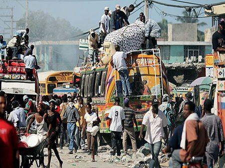 Casa Branca decide expulsar  50 mil refugiados haitianos