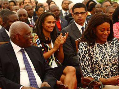 Angola demite Isabel dos Santos, chefe da petroleira Sonangol