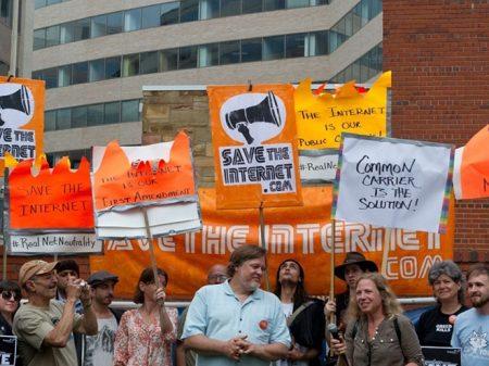 Trump quer revogar a neutralidade da internet