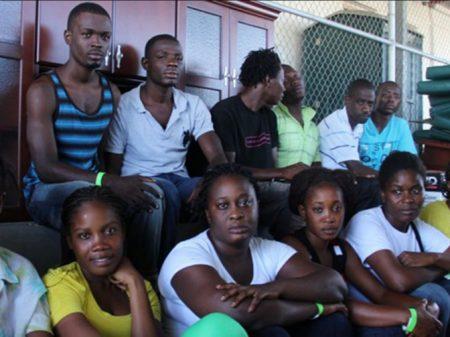 Homeland marca data para expulsão de 50 mil haitianos