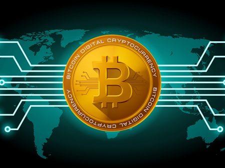 Bolha do bitcoin ruma para o espaço sideral