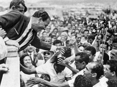 Jango e a Eletrobrás: uma homenagem a um brasileiro