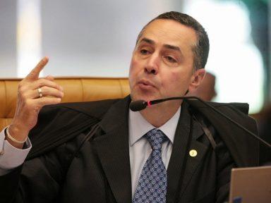 Gilmar defende corruptos e leva uma surra de Barroso no STF