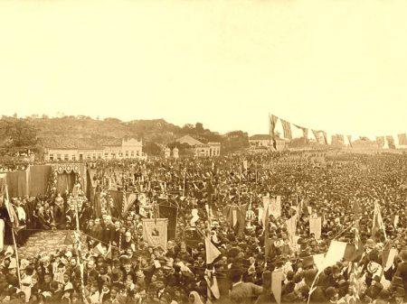 A revolta dos escravos e o fim do Império