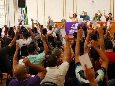 RJ: Trabalhadores do Carrefour entram em estado de greve