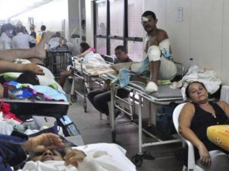 Brasil é lanterna em verba para saúde
