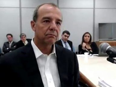 Cabral sofre a 24ª denúncia