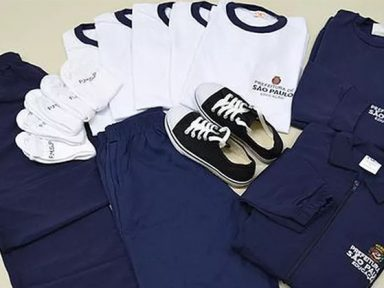 Dória quer publicidade nos uniformes