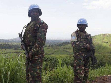 Ataque chacina 15 soldados  da missão da ONU no Congo