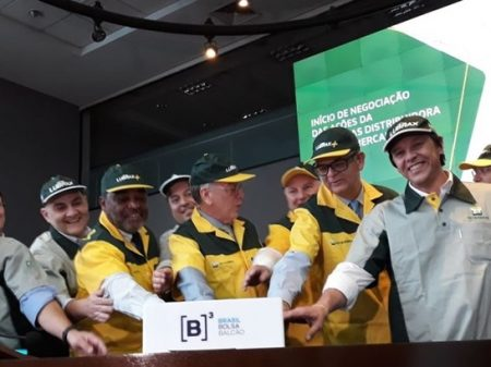 Travestido de frentista, Parente privatiza 28,75% da BR Distribuidora