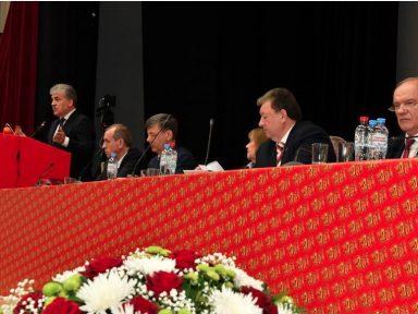 Pavel Grudinin disputará Presidência da Rússia pelo PC, em  março