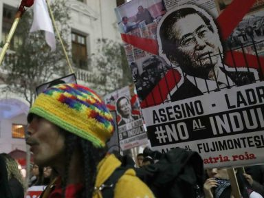 Subornado pela Odebrecht,  PPK indultou Fujimori para  livrar-se do impeachment