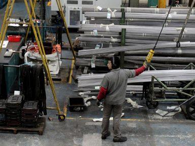 Produção industrial de São Paulo cai 1,2%