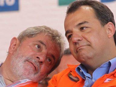 O Rio não merece ter governadores presos porque roubaram, diz Lula