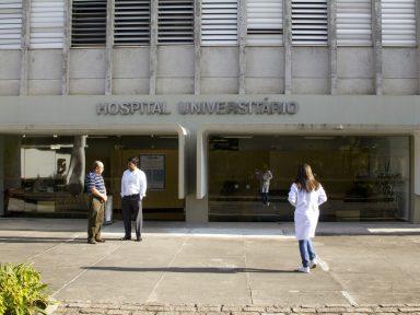 Hospital Universitário da USP fecha PS adulto