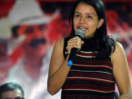 """""""Hondurenhos exigem saída do presidente fraudulento"""""""