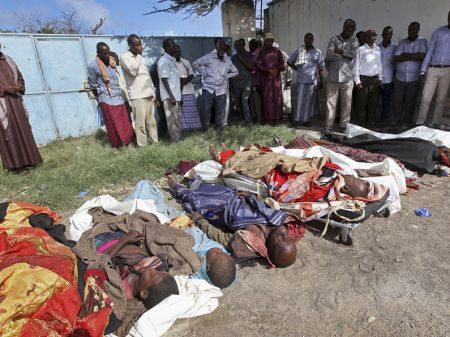 Ataque dos EUA a aldeia na Somália assassina 10 civis
