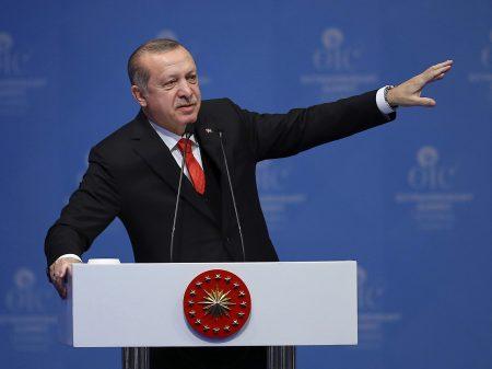 """Erdogan: """"Decisão dos EUA sobre Jerusalém é ilegítima e imoral"""""""