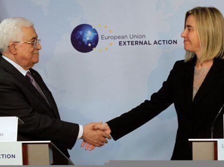 União Europeia repele posição da Casa Branca sobre Jerusalém