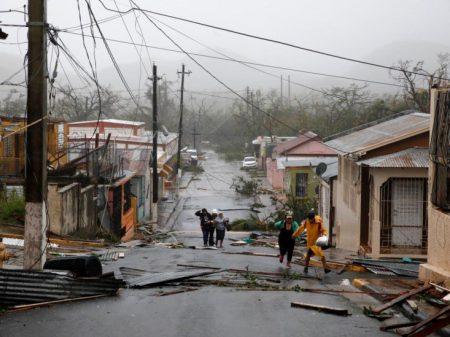 Contagem oficial ocultou mortes  do furacão Maria em Porto Rico