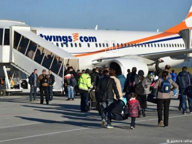 Pilotos alemães negam-se a deportar imigrantes