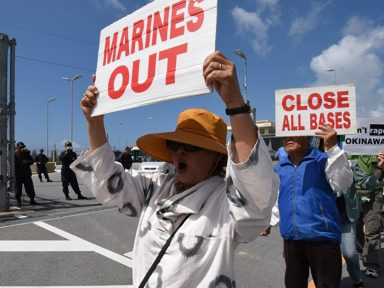 Militar dos EUA é condenado no Japão por estupro e assassinato