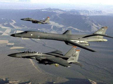 EUA inicia a maior simulação de guerra contra a Coreia Popular