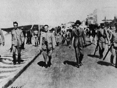 A revolução de 1922
