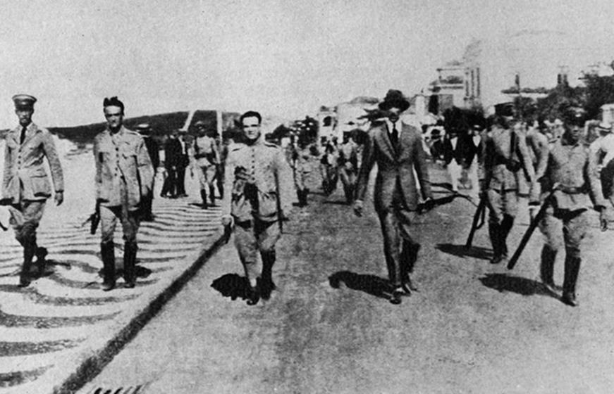 A revolução de 1922 – Hora do Povo