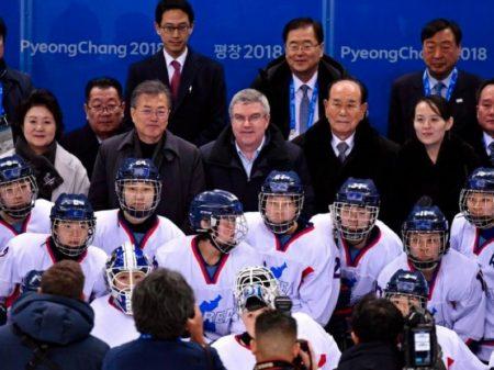 Membro do COI dos EUA sugere equipe intercoreana para o Nobel da Paz