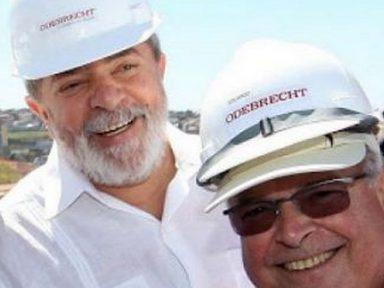 Lula tenta impedir perícia da PF nos documentos da Odebrecht