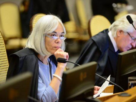 Relatora vota pelo retorno de Adriana Ancelmo à cadeia