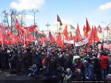 Russos celebram 100 anos de fundação do Exército Vermelho