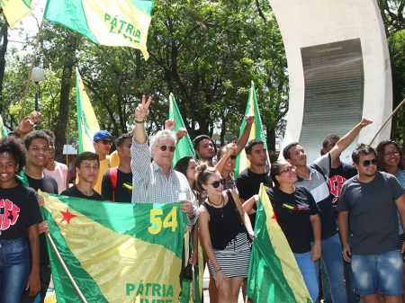 Filho de Jango é lançado presidente em São Borja