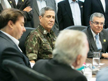 Quadrilha do Planalto pôs Exército no comando da segurança do Rio