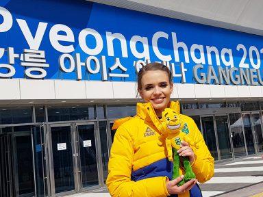 Brasileira tem marca inédita na Olimpíada de Inverno