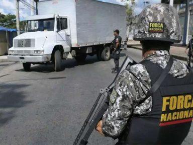 Planalto corta R$ 18 milhões da área de segurança do Ceará