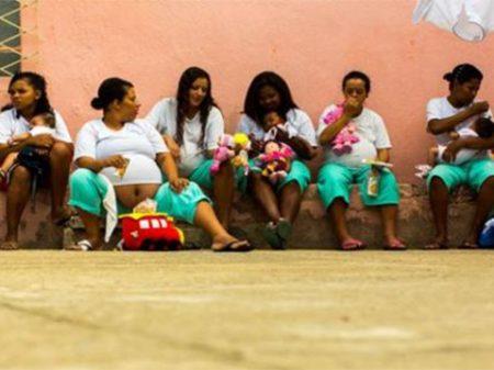 STF concede HC coletivo para mães e gestantes